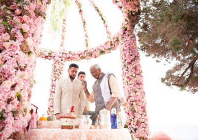 A Hindu Wedding in Ibiza